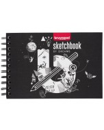 Caiet de desen cu spira Bruynzeel Sketchbook A5