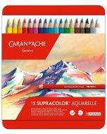 Set creioane colorate Supracolor Soft Aquarelle 18