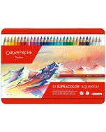 Set creioane colorate Supracolor Soft Aquarelle 30