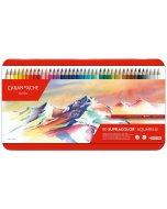 Set creioane colorate Supracolor Soft Aquarelle 80