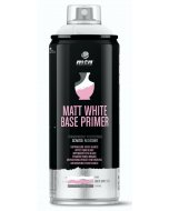 Spray cu grund alb Matt White Base Primer MTN 400 ml.