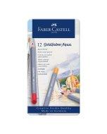 Set creioane colorate Goldfaber Aqua 12