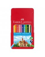 Set creioane colorate Faber Castell Classic 12
