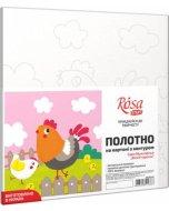 Carton panzat cu desen 20 x 20  cm - Funny Chickens