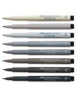 Liner pensula Faber-Castell Pitt Artist