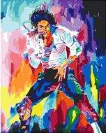 Pictura pe numere - Michael Jackson