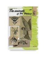 Manual pictura Animalele lui Meheut vol. 36
