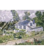 Pictura pe numere Van Gogh House at Auvers