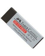 Radiera neagra Dust Free Faber Castell