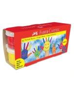 Set Faber Castell Finger Paint 6