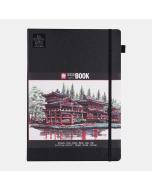 Sakura Sketch - Note white paper 21X29,7cm