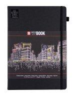 Sakura Sketch - Note black paper 21X29,7cm