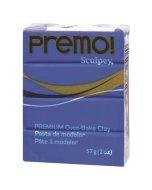 Pasta polimerica Sculpey Premo - Cobalt blue