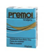 Pasta polimerica Sculpey Premo - Turquise