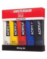 Set acrilice Amsterdam Mixing Set