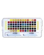 Set acuarele Sakura Koi Watercolor Sketchbox 72 culori