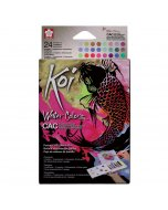 Set acuarele Koi Sketch Box Creative 24 culori