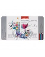Set creioane colorate Bruynzeel Pencil Celebration 70