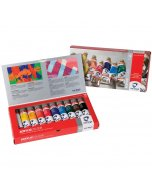 Set culori acrilice Van Gogh Basic Set