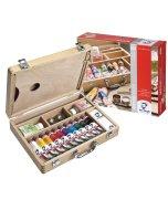 Set culori acrilice Van Gogh Basic Box