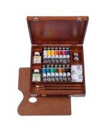 Set culori ulei Van Gogh Oil Inspiration Box