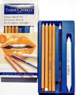 Set creioane Faber Castell Classic Sketch