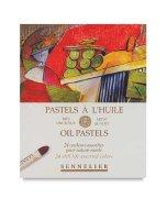 Set pastel gras Sennelier Still Life 24 - capac