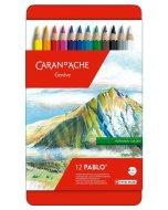 Set creioane colorate Pablo 12
