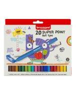 Set carioci Super Point Set 20