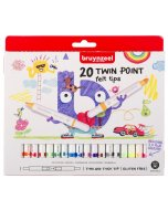 Set carioci Kids Twin Point Set 20