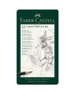Set 12 creioane Faber Castell 9000 Art Set