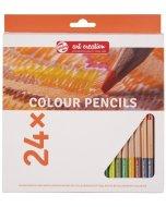 Set creioane colorate Art Creation 24