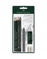 Set creioane Faber Castell Pitt Graphite Set