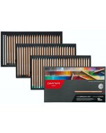 Set creioane colorate Caran d'Ache Luminance 76+2