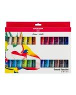 Set culori acrilice Amsterdam 20 ml x 24