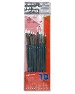 Set 10 Pensule Hobby P10531