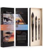 Set pensule Jan Min Selection