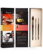 Set pensule Zangarelli's Watercolour Selection