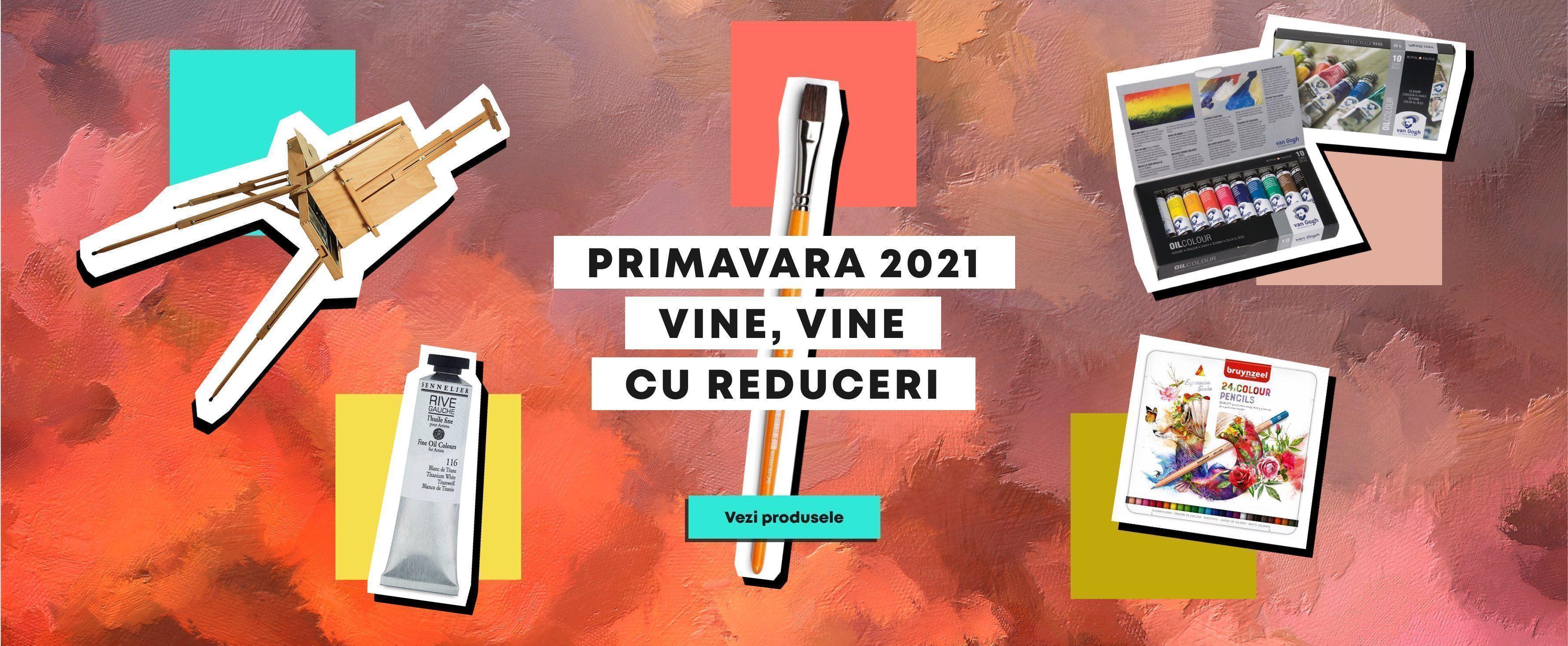 Promotii Primavara 2021