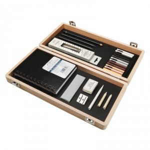 Set schita si desen Art Box Winsor Newton