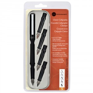 Set caligrafie Classic Calligraphy Set