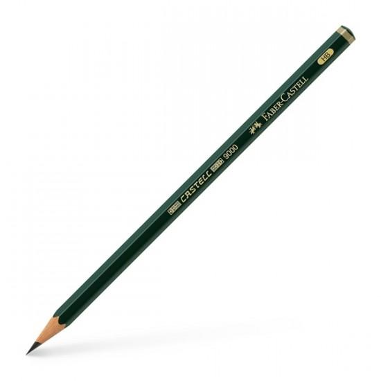 Creion Faber Castell 9000