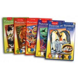 Seturi pictura pe numere pt copii