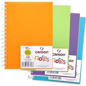 Carnet Canson Notes