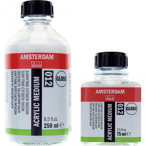 Mediu acrilic lucios Amsterdam