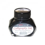 Cretacolor Cerneala neagra pentru caligrafie