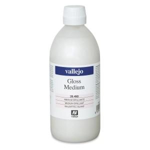 Mediu acrilic Vallejo Gloss