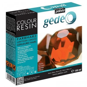 Rasina colorata Gedeo - Amber 150 ml.