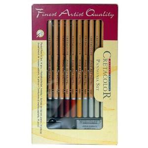 Set creioane pastel Pannonia