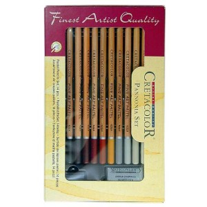 Set Creioane Pastel Cretacolor ''Pannonia''